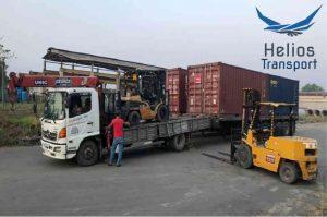 vận chuyển kho xưởng giá rẻ hcm