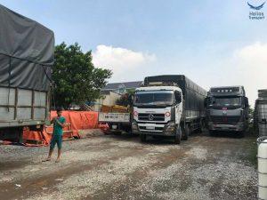 cho thuê xe tải chở hàng trọn gói